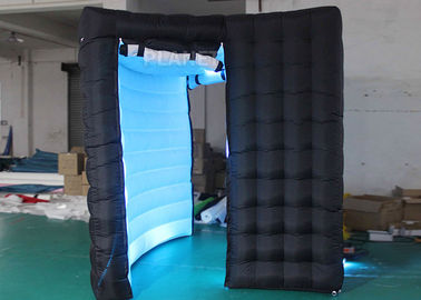 Durable Inflatable Photo Booth Backdrop , Wedding Photo Booth PLT-090
