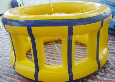 Adults Inflatable Water Games Floating Wheel Roller For Entertainment