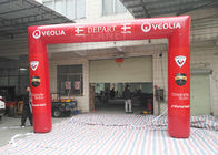China Red Custom Inflatable Arch PLD - SA ODM / OEM Available 2 Years Warranty company