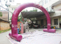 China Outside Inflatable Entrance Arch  / Inflatable Welcome Arch Door Easy Assembly company